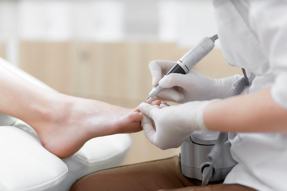 Nail Drill Procedure